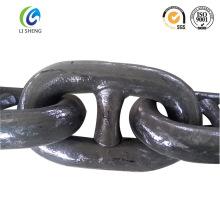Perno marino negro utilizado cadena de ancla