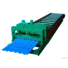 High Quality Color Steel Glazed Tile Roll Forming Machine