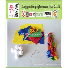 Feutres en polyester coloré en feutre Feutre à découpage