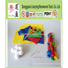 Colorful Polyester Felt Craft Sheets Die Cutting Felt