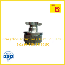 8t Transmission de la chaîne de levage Pignon de forgeage en acier inoxydable