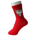 Red Tiger Girl's Socks