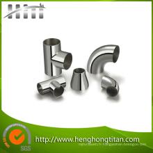 Raccords de tuyauterie en acier inoxydable 304 316L avec haute qualité
