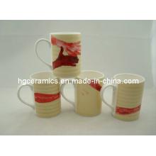 10oz Fine Bone China Mug