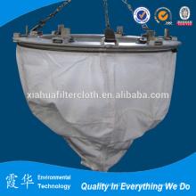 Paño de filtro centrífugo industrial Pp de alta calidad