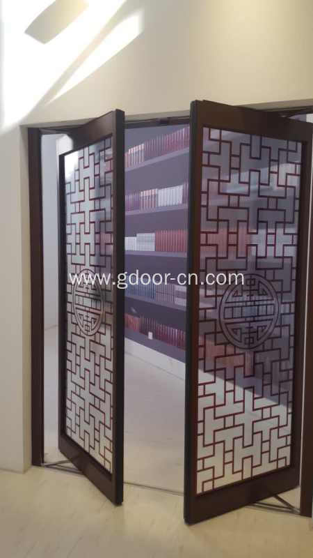 Customized Household Balanced Doors for Interior Use