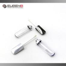 5ml, 7ml de forma plana cosméticos personalizados lipgloss recipiente