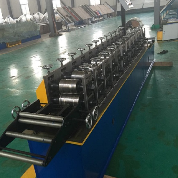 Shutter Door Roll Forming Machine