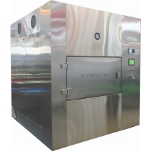 Hot sale for Fruit Chips Puffing Machine Fruit Puffing Drying Machinery supply to France Importers