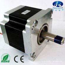 2-Phasen-Hybrid 110mm NEMA 42 / NEMA 43 Schrittmotor hohes Drehmoment 28 Nm 4000oz-in Quadrat für CNC-Maschine