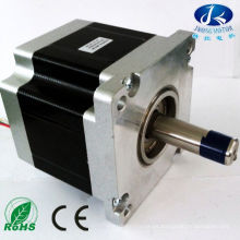 2 fases híbrido 110mm nema 42 / nema 43 motor paso a paso alto par de 28 Nm 4000oz-en cuadrado para máquina CNC