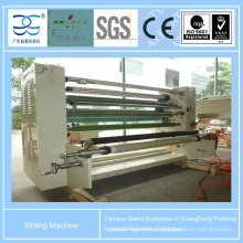 Slitting and Rewinding Machine for Adhesive Tape