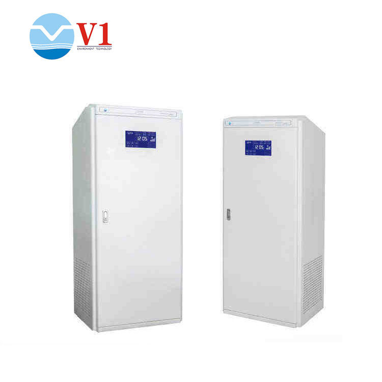 Cabinet Type Air Sterilizer Purifier Cleaner 2