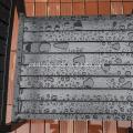 new 5pcs patio aluminium polywood furniture