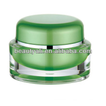 30g Oval Cosmetic PMMA Jar