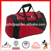 Soccer Team Sport Duffel Bag with Ball Compartment Shoe Storage