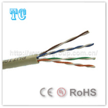 Ce / CCA Certificado SFTP Cat5e Cable de red 305m / Roll