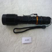 CREE XM-L T6 Led lanterna com zoom