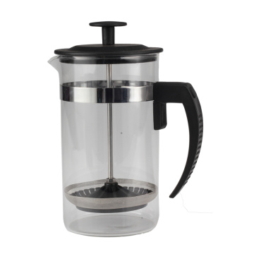 Household Glass French Press Cafeteira