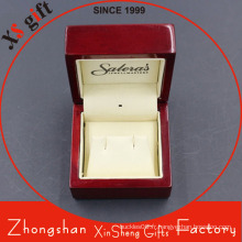 Promotion Custom Packaging Jewelry Box en bois