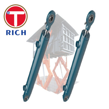 Cold Drawn Welded Telescopic Cylinder Steel Tube