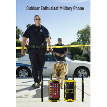 Outdoor Enthusiast Military Phone