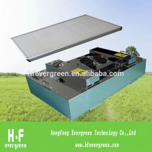 Stainless steel kitchen exhaust fan filter for food processing industry