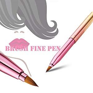lip brushes make up