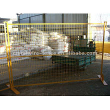 PVC Coating Security Event Fence