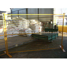 Revestimento de PVC Segurança Evento Fence