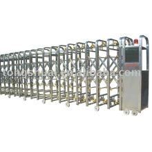 automatic flexible gate