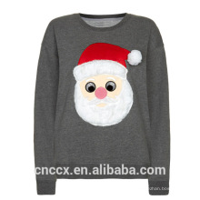 14STC8016 camisola de Natal