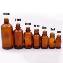 Botella de vidrio Hotsale 100ml (NBG01)