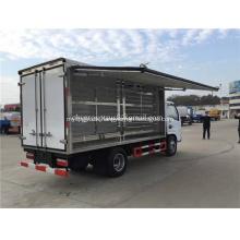 Refrigerator container semi trailer freezer truck