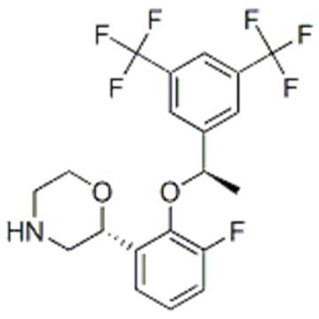 (2R,3S)-2-[(1R)-1-[3,5-Bis(trifluoromethyl)phenyl)ethoxy]-3-(4-fluorophenyl)morpholine CAS 171338-27-5