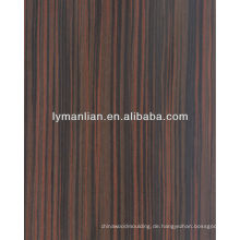 konstruiertes Holzfurnier aus Bambusfurnier