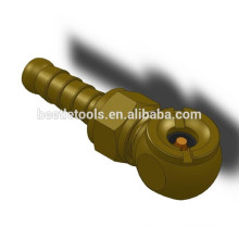 XR50A13 brass or zinc alloy tire air chuck