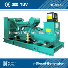 400KVA Googol 60Hz power generation, HGM450, 1800RPM