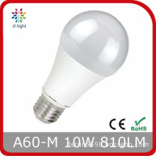 ERP RoHS CE LED Bulb A60 Manufacturer 10W Competitive Price
