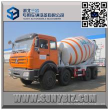 Beiben 16 Cbm Beton Mixer Truck