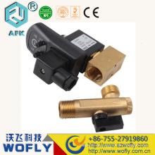 IP65 220VAC G1 / 2 elektronisches Kompressor-Ablassventil mit Timer