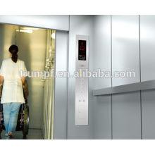 Fabricant d'ascenseur de lit d'hôpital à économie d'espace en Chine
