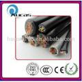 Fabrication en gros Câble de communication de meilleur prix 5/10/20/25/50/100/200 Câble téléphonique HYAT en paires