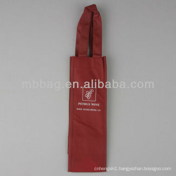 durable petrus wine bottle bags for single one