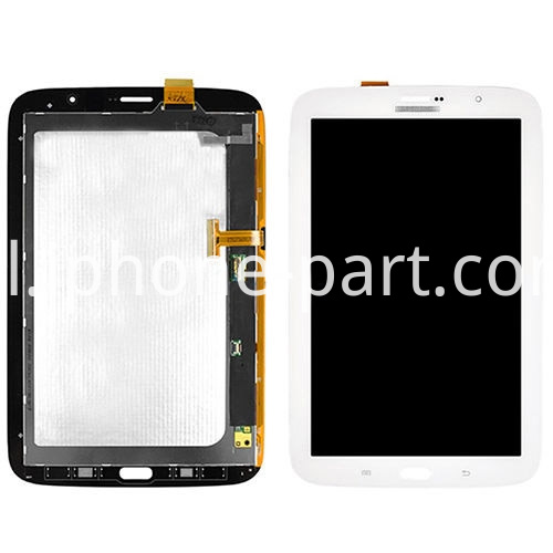 n5100 screen white