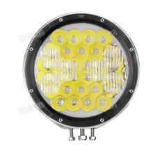 IP68 12V 225W moto CREE LED luz de conducción