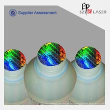 Пользовательские Пломбировочная Индикаторная Наклейка голографической с Генеральной дизайн