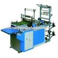 Computlized T-shirt & flat bag making machine cloth bag making machine