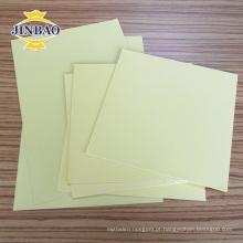 Folha plástica do pvc do auto-adesivo de 0.8mm para o álbum de foto