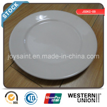 a Cheap and Good Quality Ceramic Stock Plate